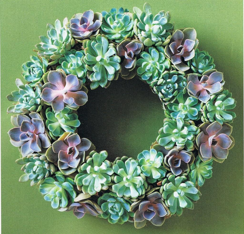 Blending Beautiful Happy Holidays Unique Wreaths