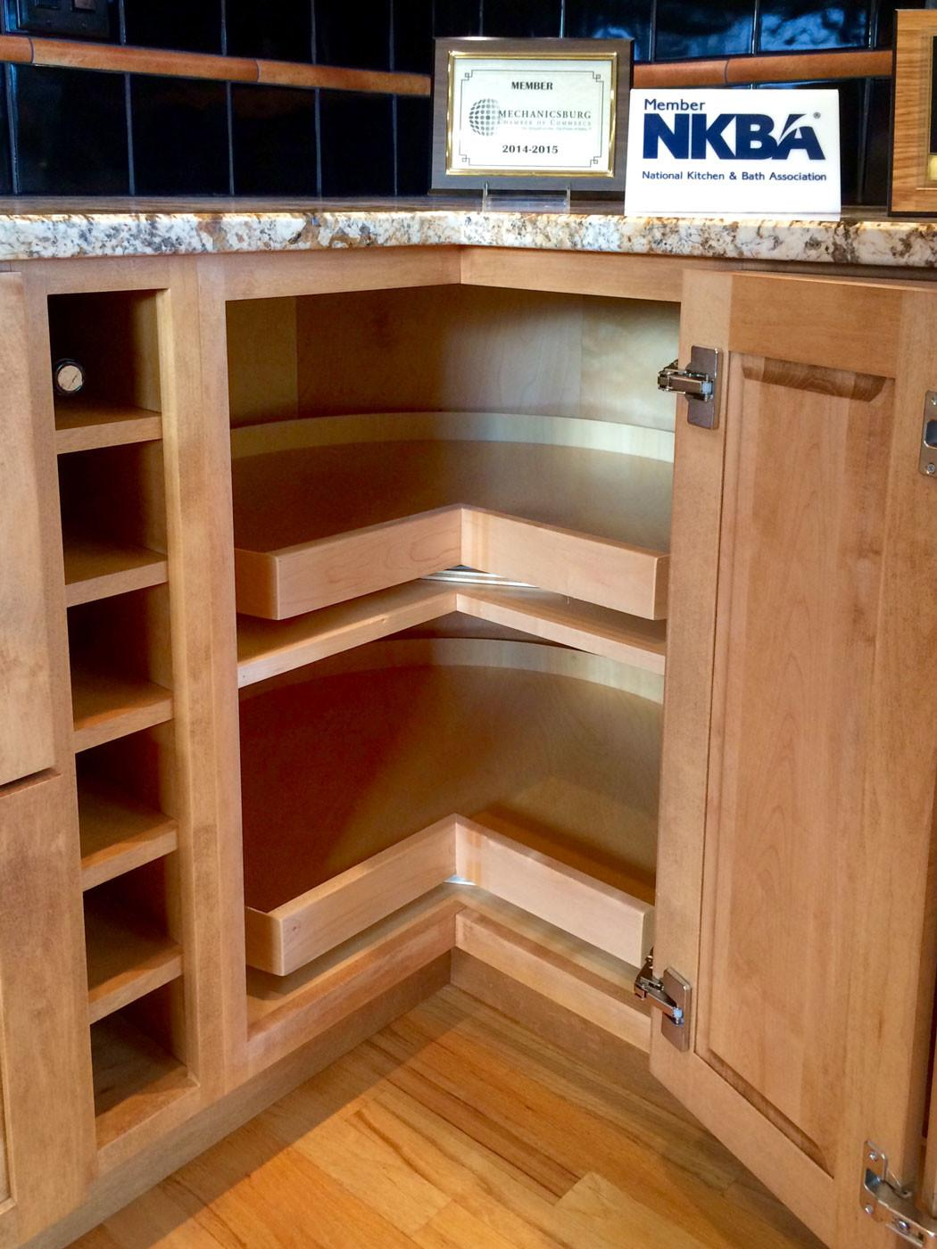 Blind Corner Cabinet Solutions Diy Wall