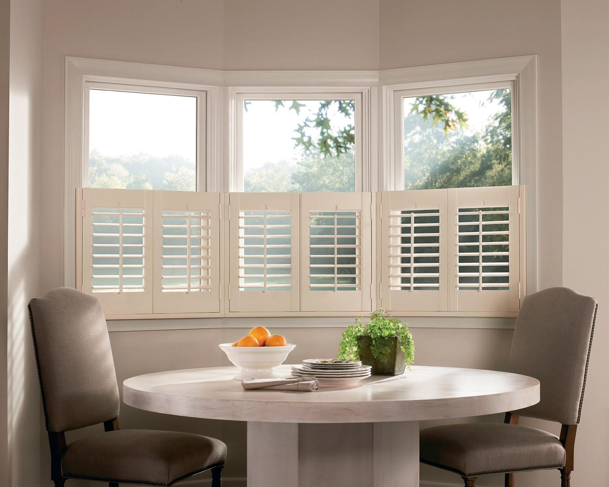 Blinds Kitchen Windows 2017 Grasscloth