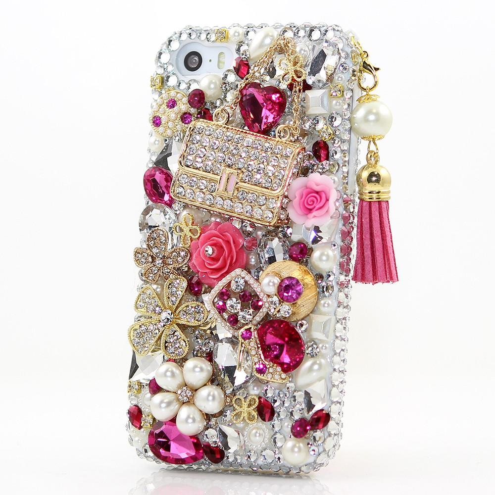 Bling Crystals Phone Case Iphone
