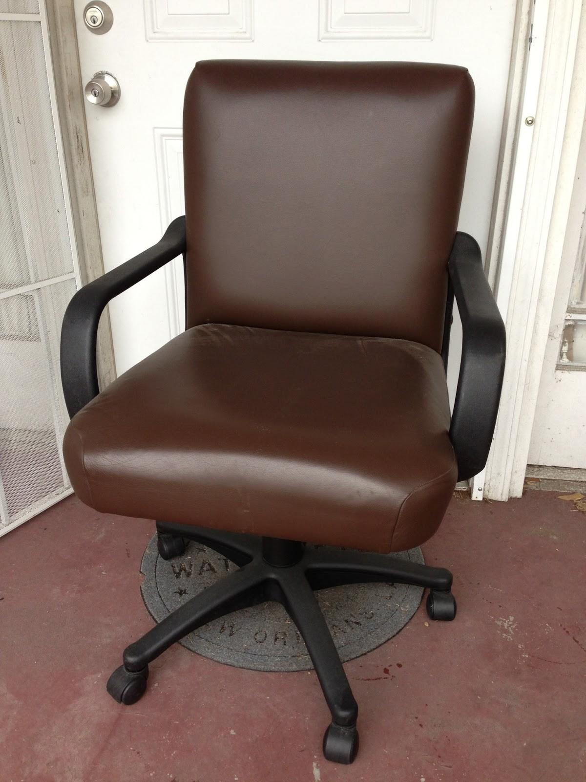 Blissful Bayou Office Chair Upgrade