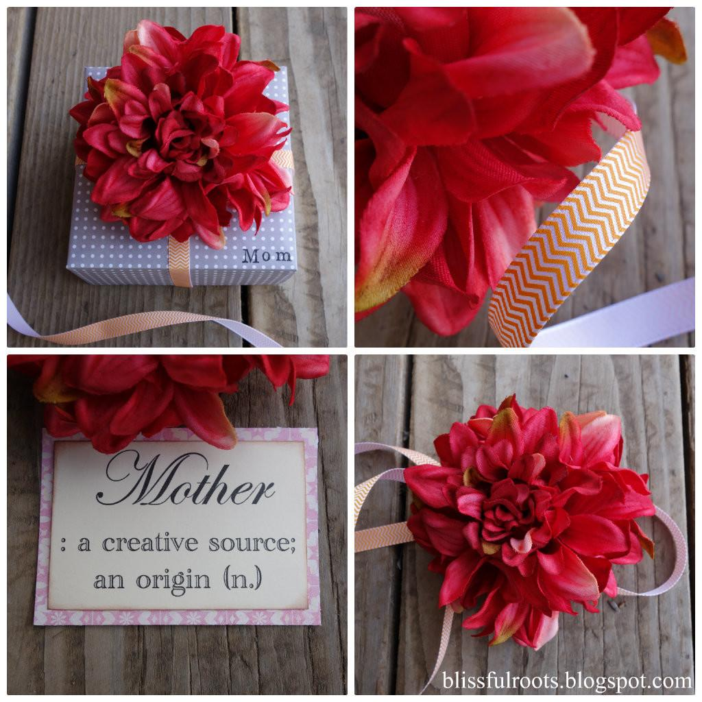 Blissful Roots Diy Mother Day Gift Box