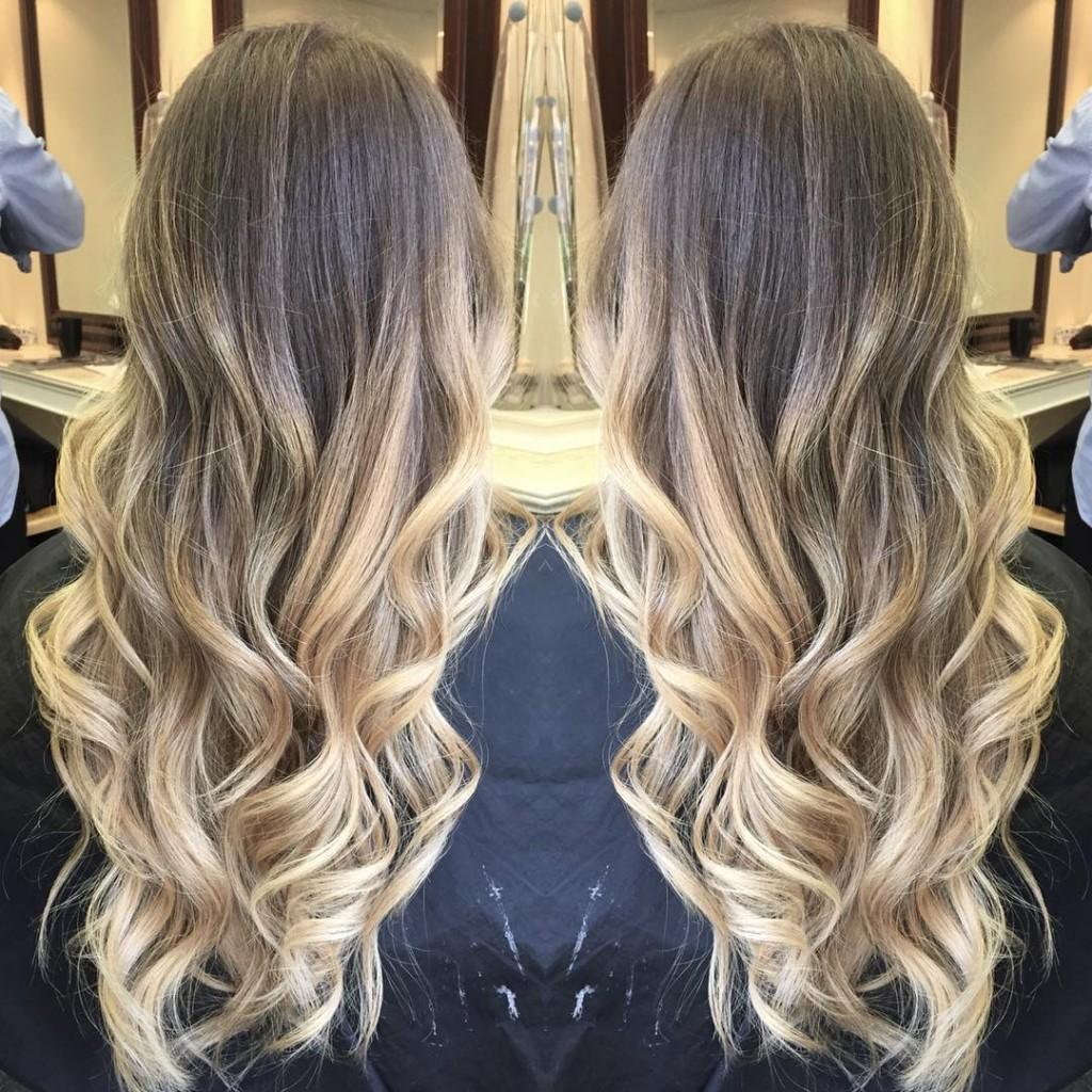 Blonde Balayage Ombr Hair Colors Ideas