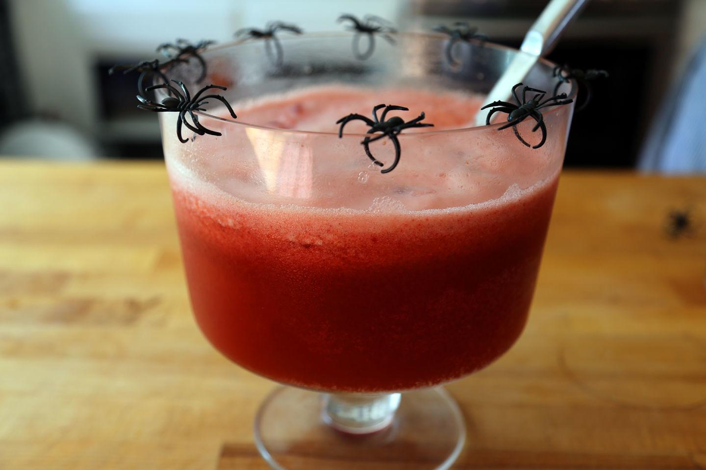 Bloody Halloween Party Punch Recipes Bay