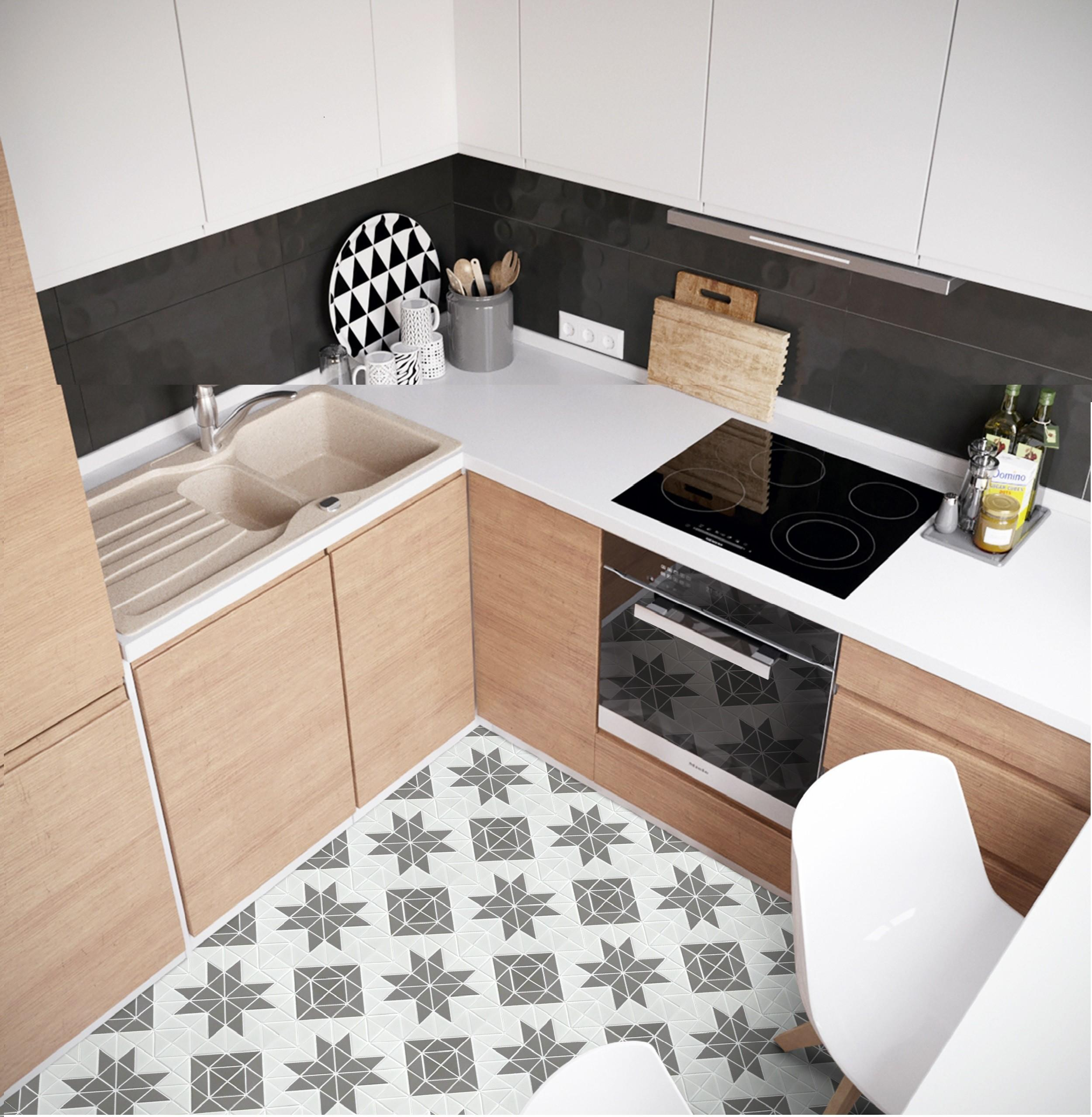 Blossom Series Ant Tile Triangle Tiles Mosiacs
