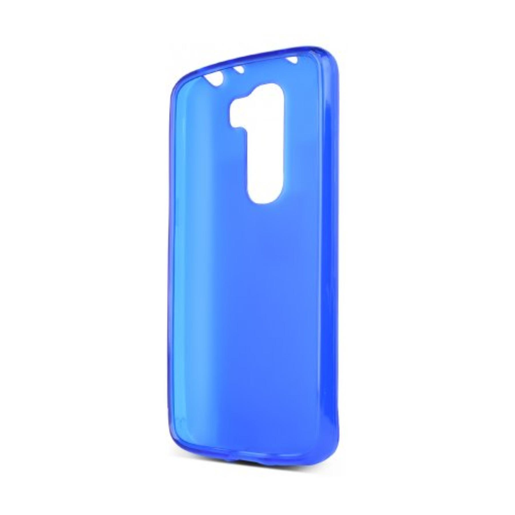Blue Frost Mini Tpu Gel Case Cover Anti Slip