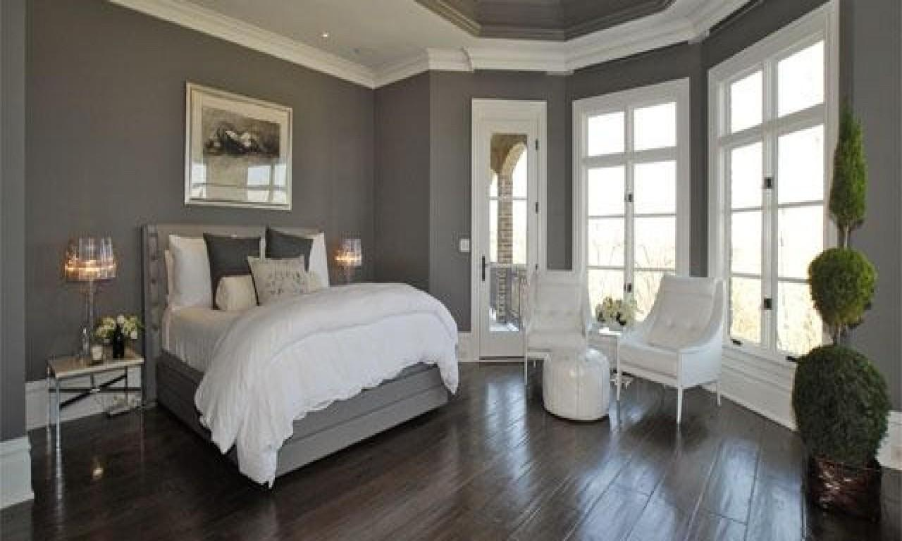 Blue Gray Master Bedroom Ideas