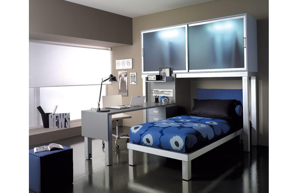 Blue Grey Teen Bedroom Stylehomes
