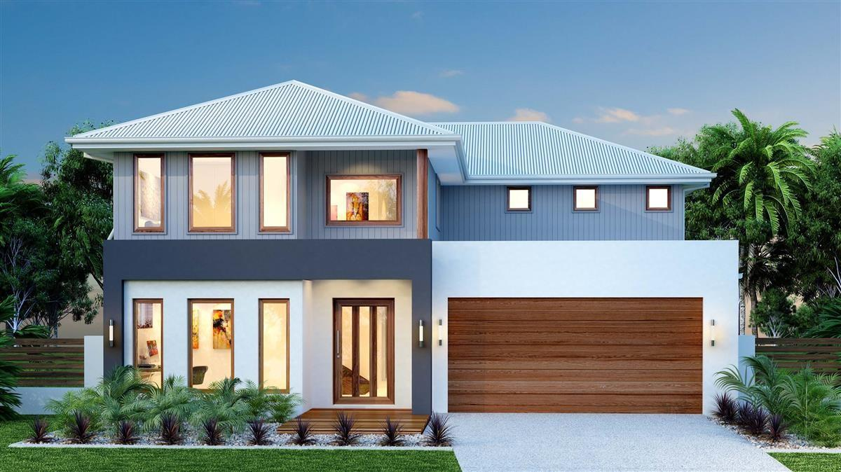 Blue Water 274 Home Designs Queensland Gardner