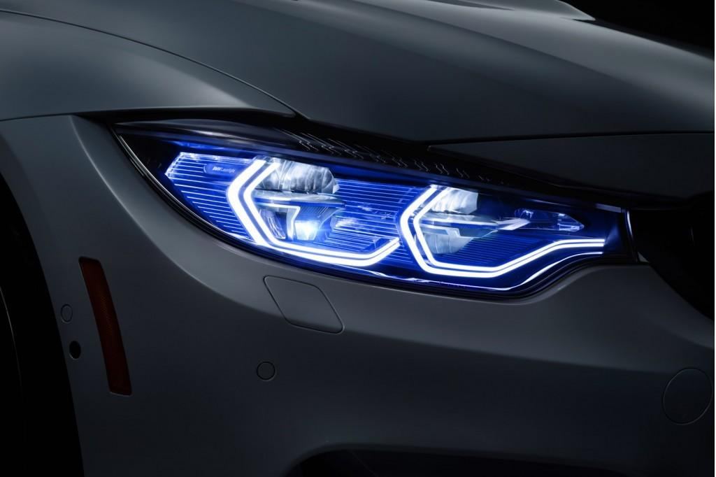 Bmw May Get Oled Tail Lights