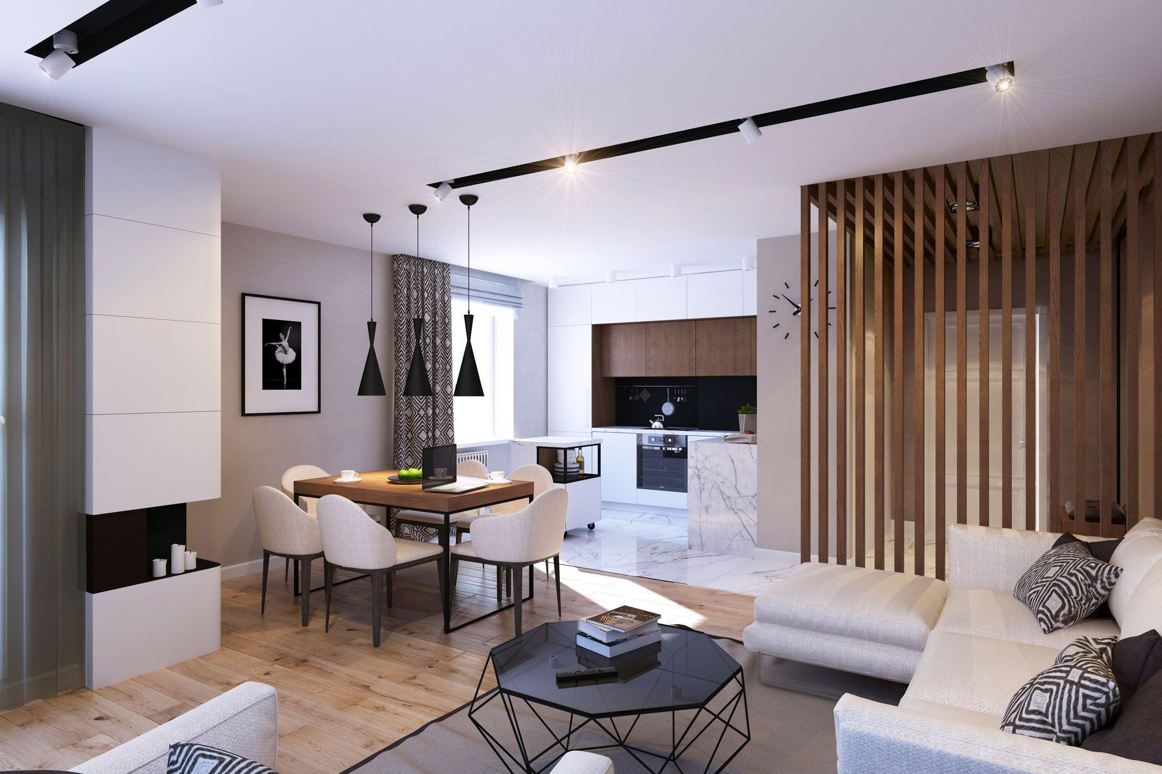 9 Excellent Ultra Modern Apartment Design Moscow That Makes You