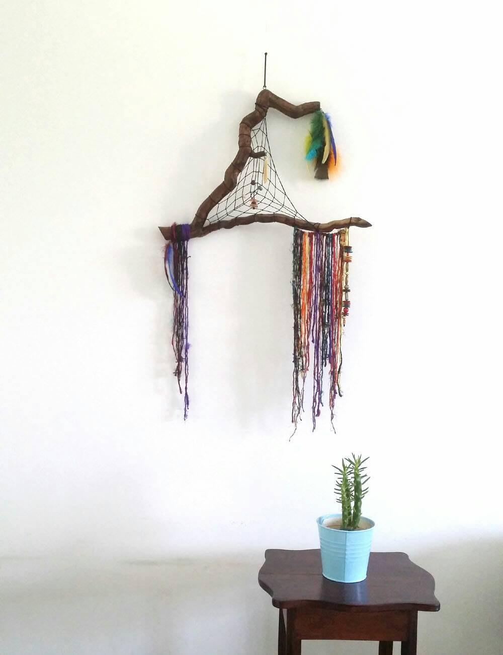 Boho Rustic Gypsy Decor Wall Art Bohemian