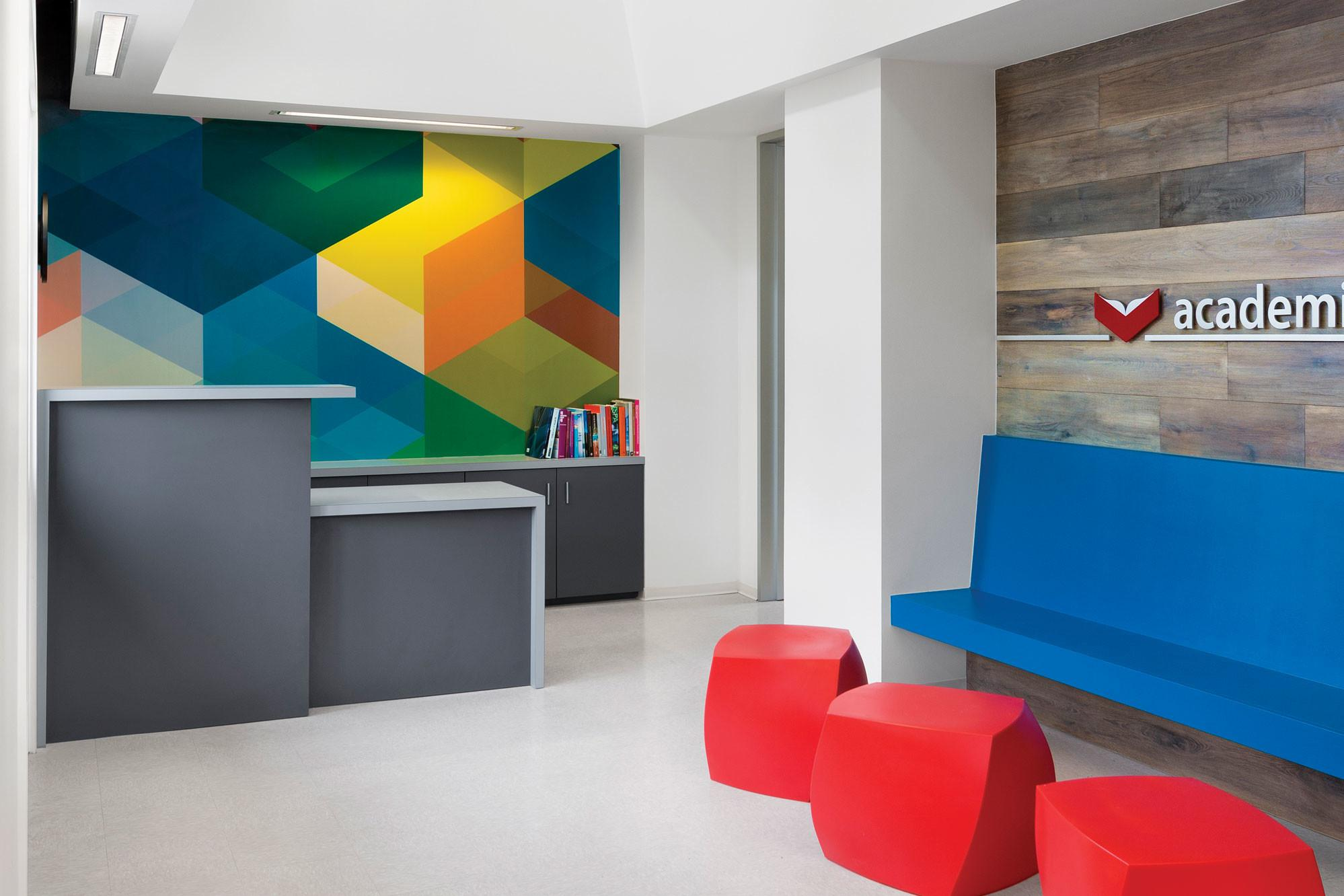 Bold Bright Therapy Office Remodeling Awards