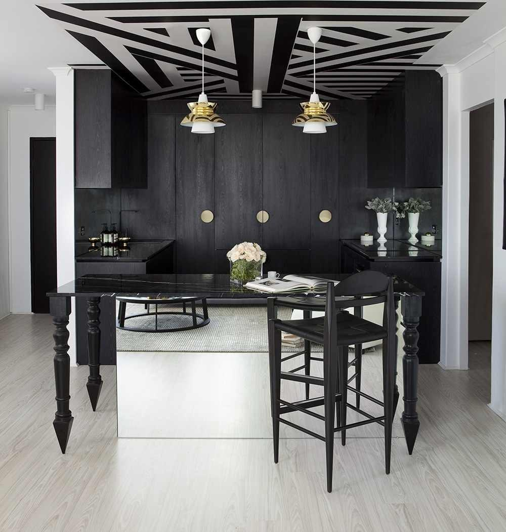 Bold Ceiling Design Just Awesome