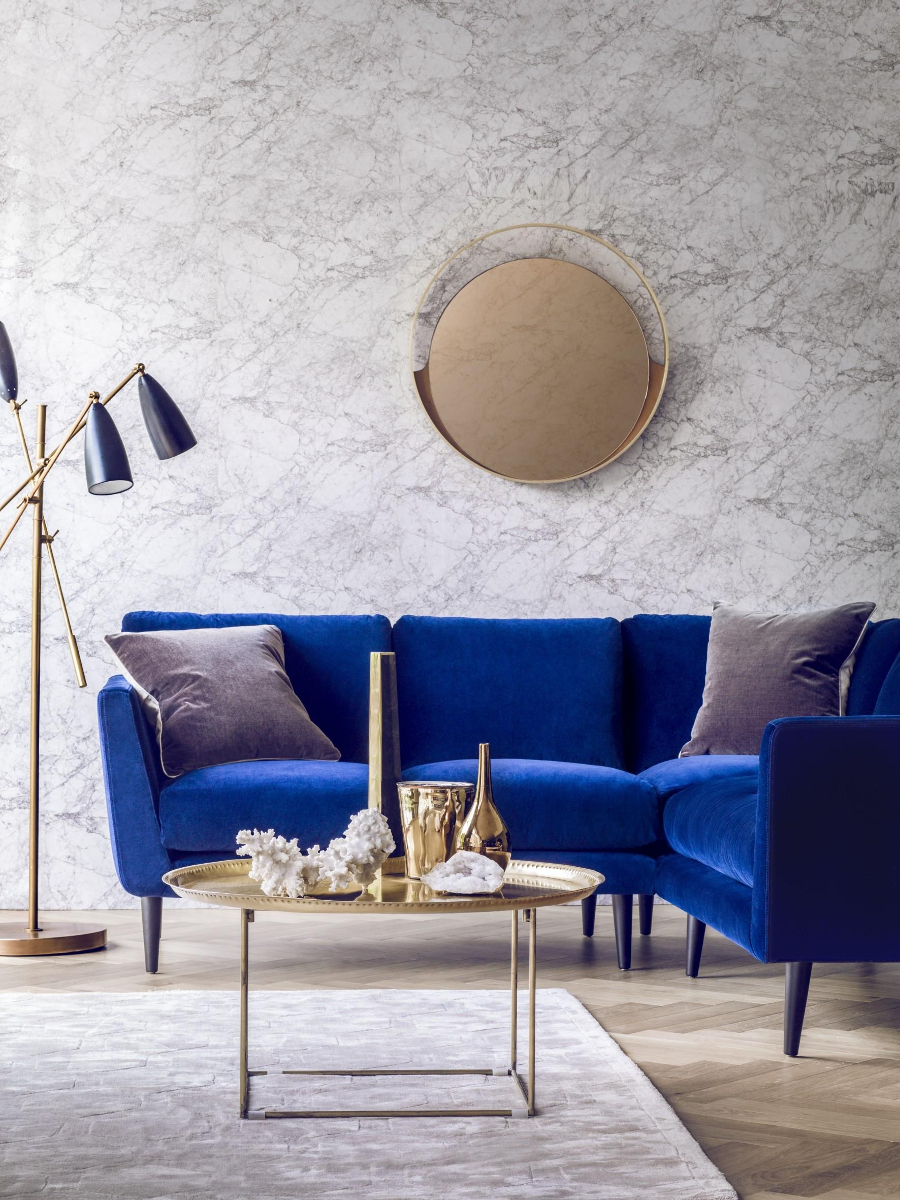 Bold Colours Your Home Even Rented