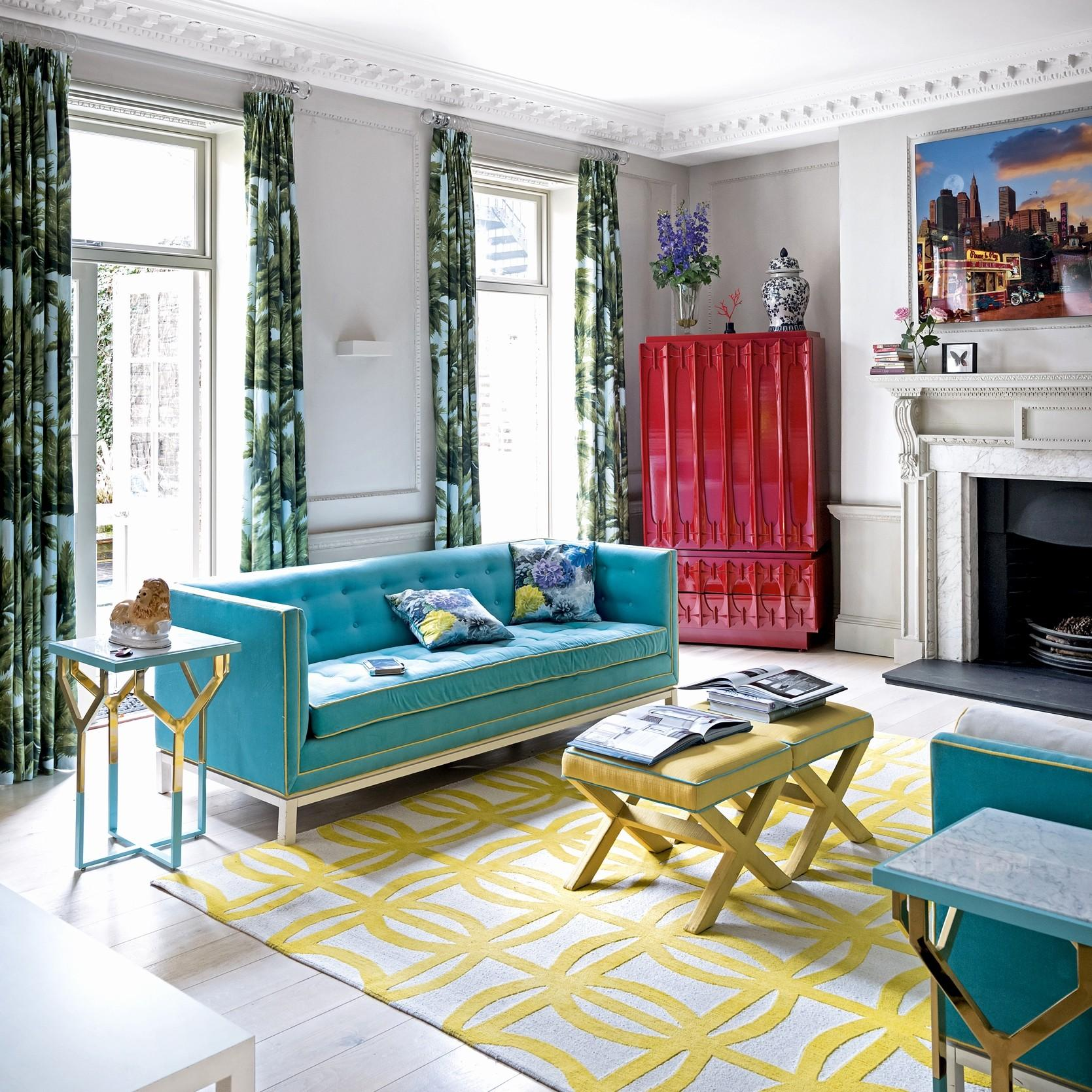 Bold Living Room Ideas Awesome Simply Stoked Bright