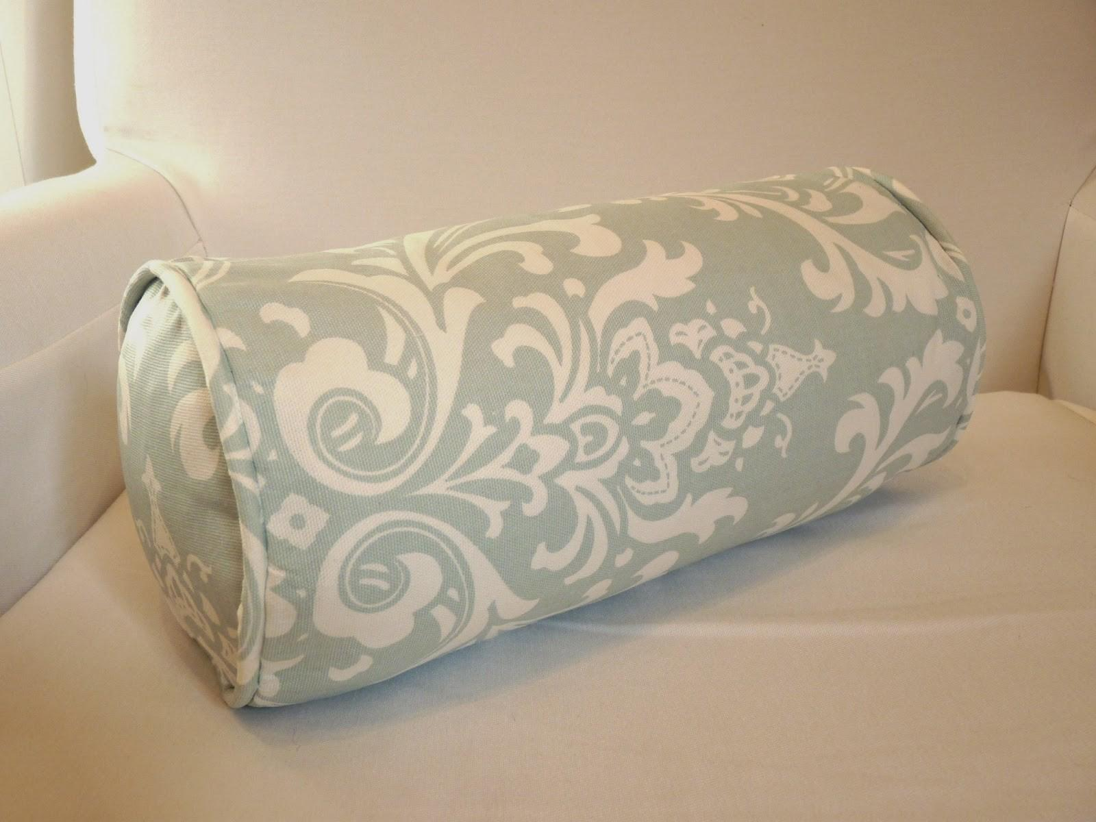 Bolster Pillow Forms Sew Cover