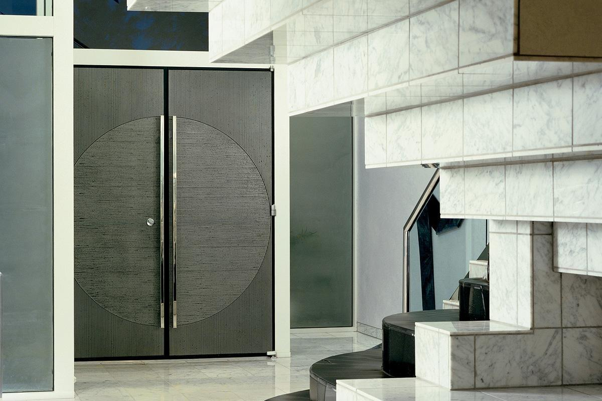 Bonded Metal Doors Architectural Forms Surfaces