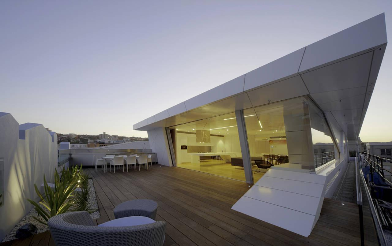 Bondi Penthouse Mpr Design Group Archdaily