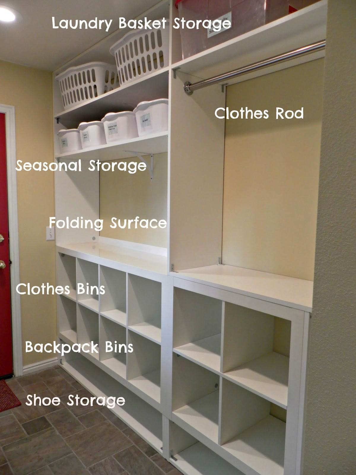 Book Bound Huckleberry Finn Laundry Mud Room Remodel