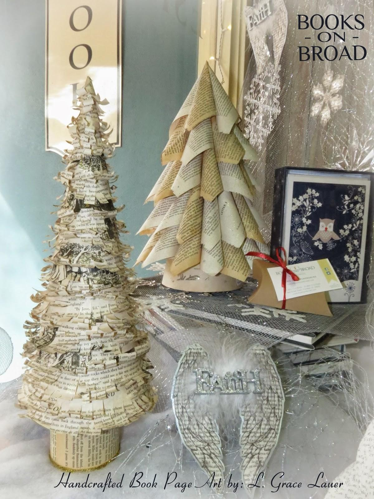 Book Christmas Trees Just Time Decorate
