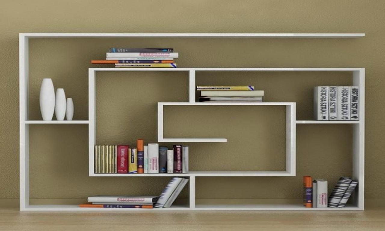 Bookcase Designer Unusual Bookshelves Creative