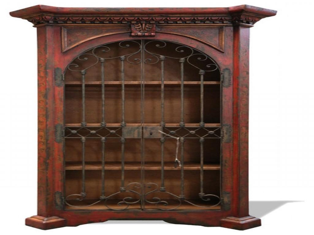 Bookcase Spanish Traditional Furniture Early