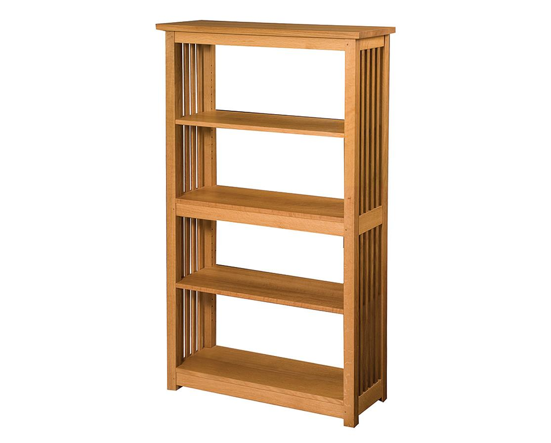Bookcases Ideas Best Mission Style Bookcase Shaker