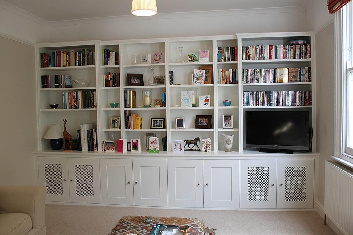 Bookcases Small Spaces Style Yvotube