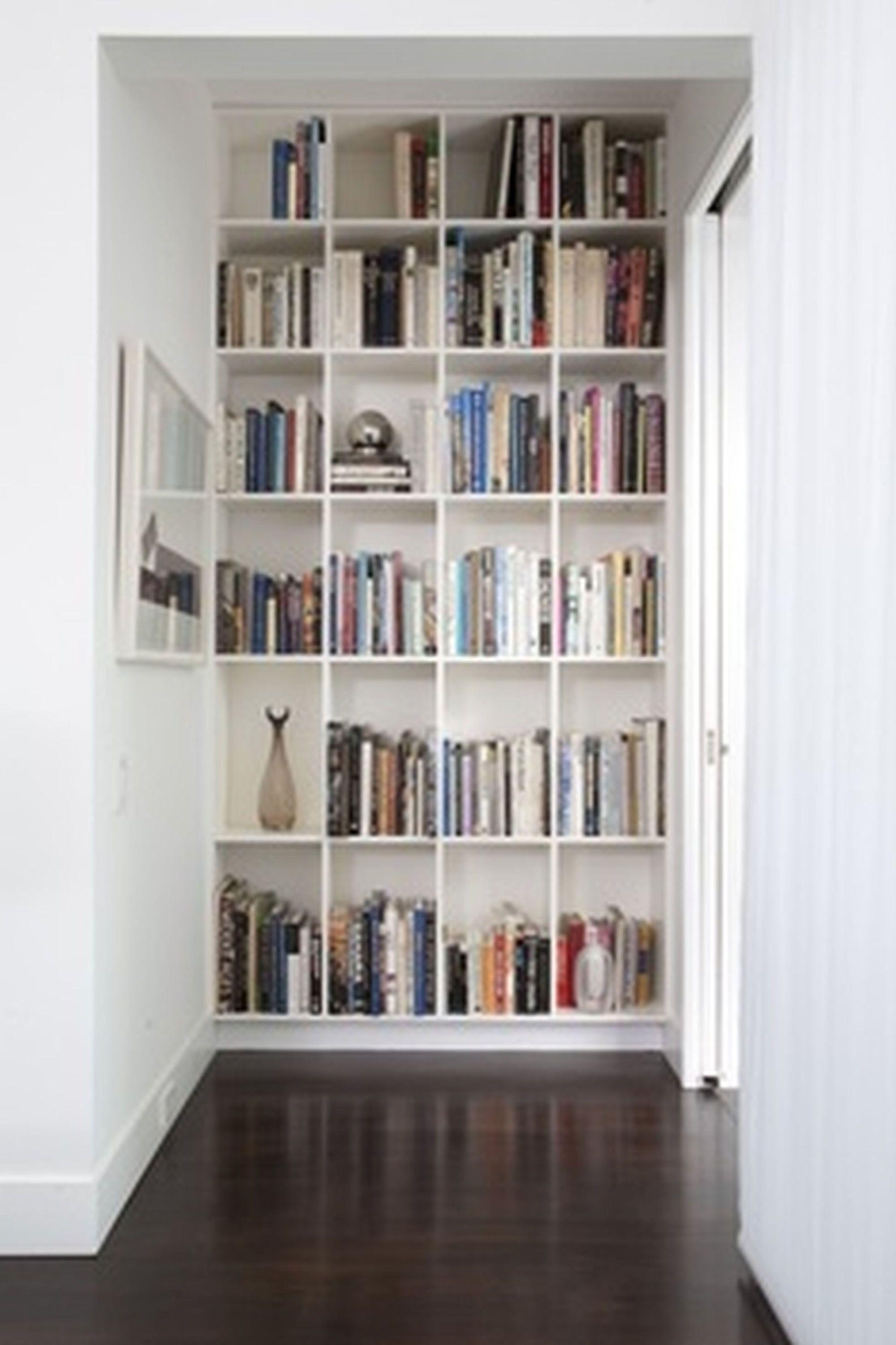 Bookshelves Ideas Small Spaces