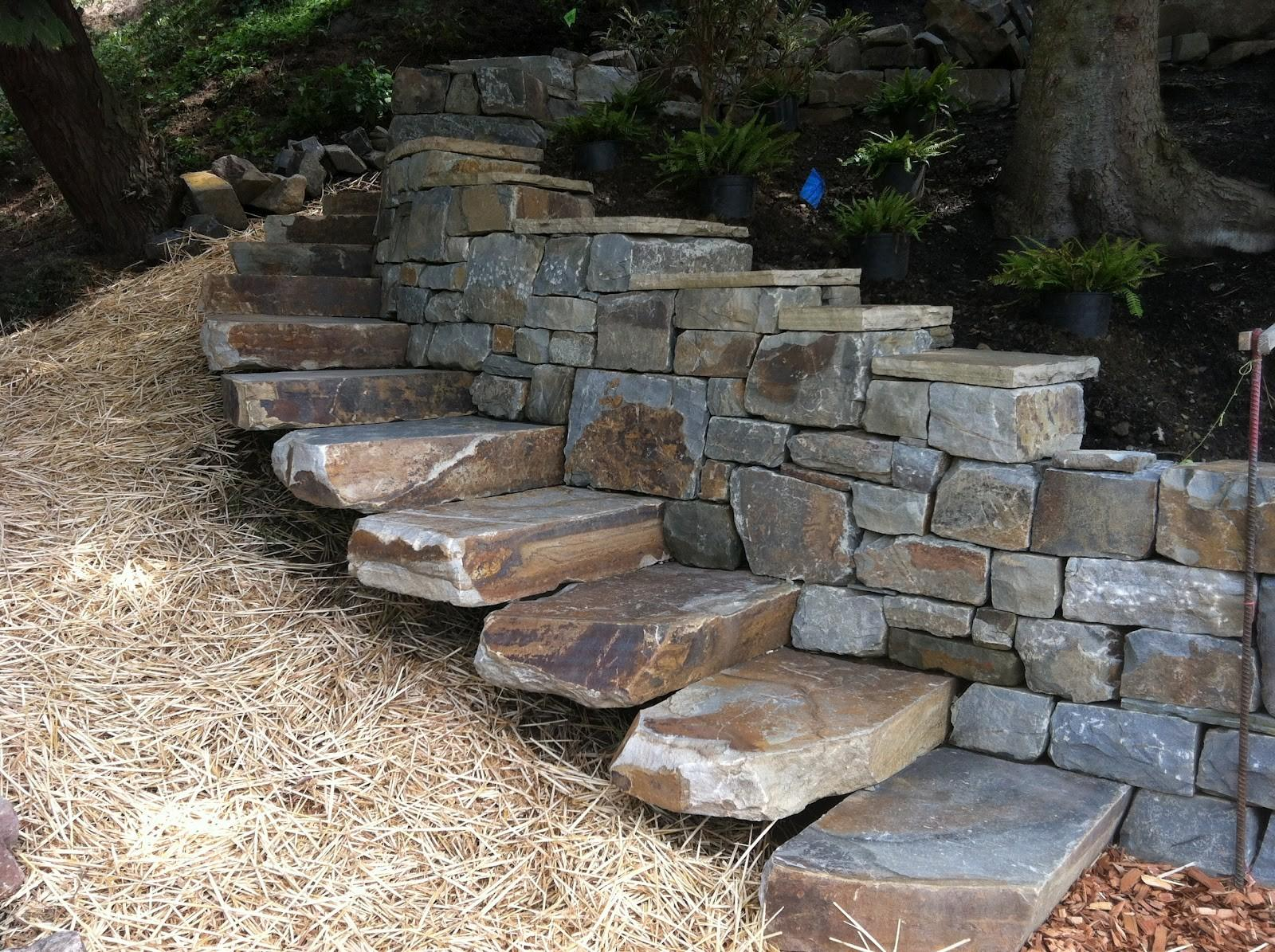 Borrowed Ground Stone Dry Gothic Arch Project