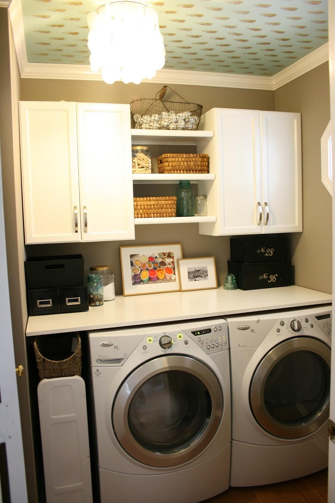 Boutons Laundry Room