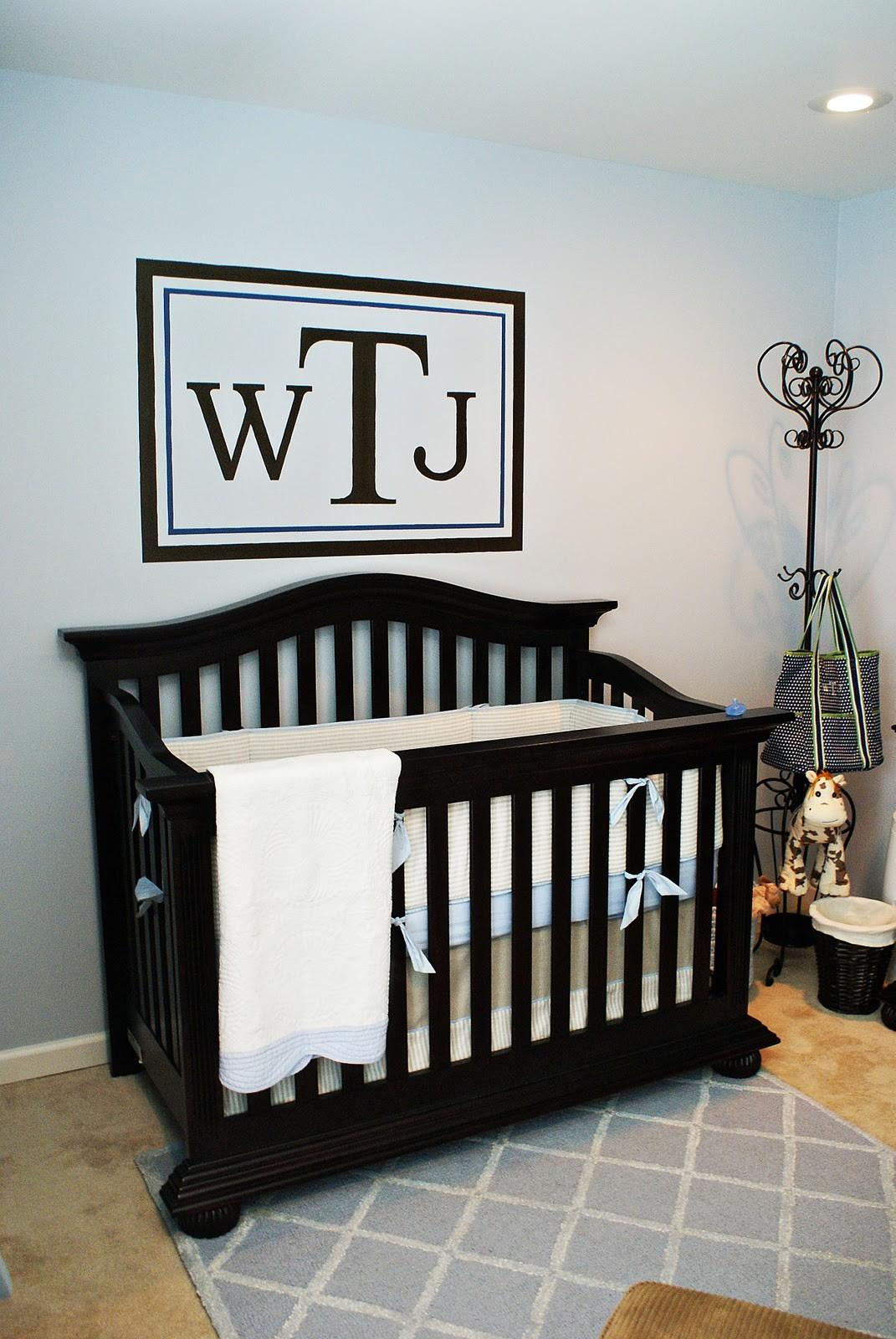Boy Nursery Decor Ideas Room Kopyok Interior