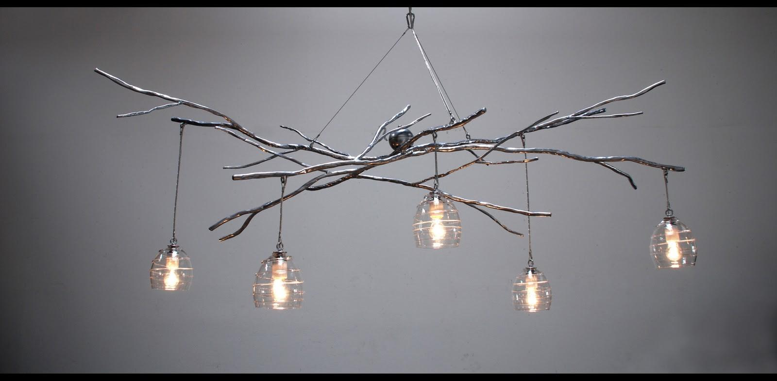 39 Top Diy Branch Pendant Lamp That Are Easy To Make With