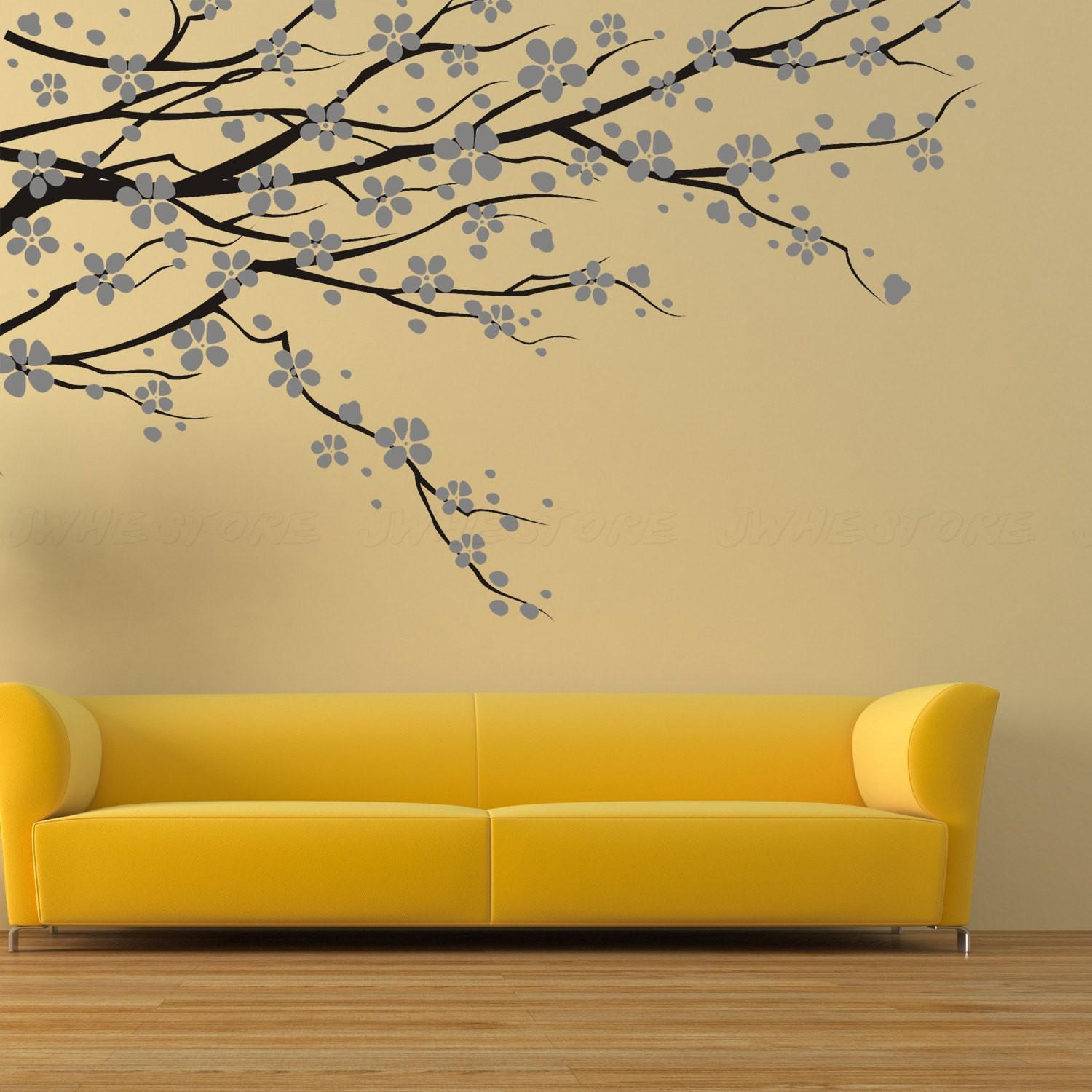 Branch Wall Decals Branches Tree Decal Nursery