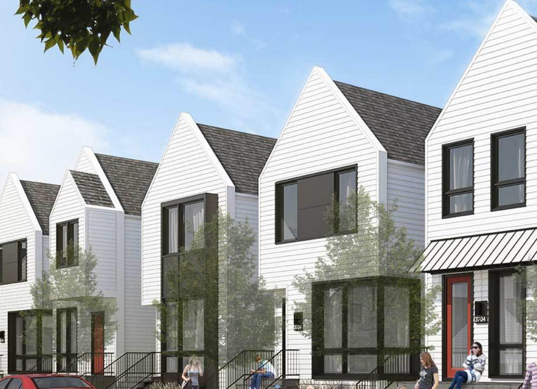 Brand New Single Family Homes Coming Old Irving Park