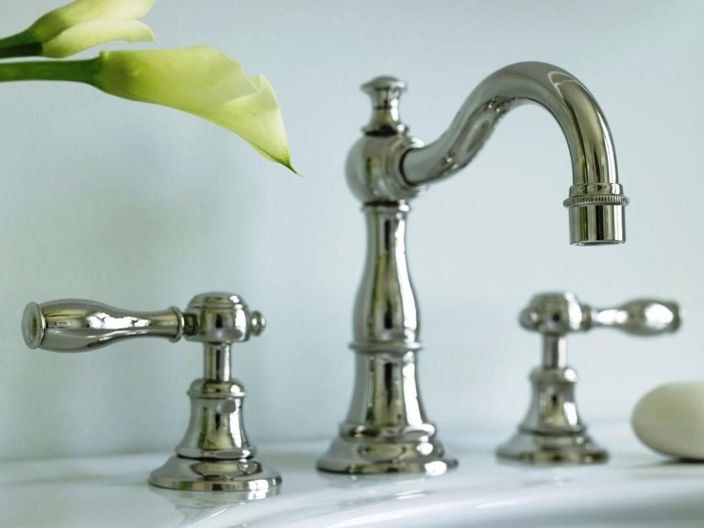 Brass Bathroom Fixtures Out Style