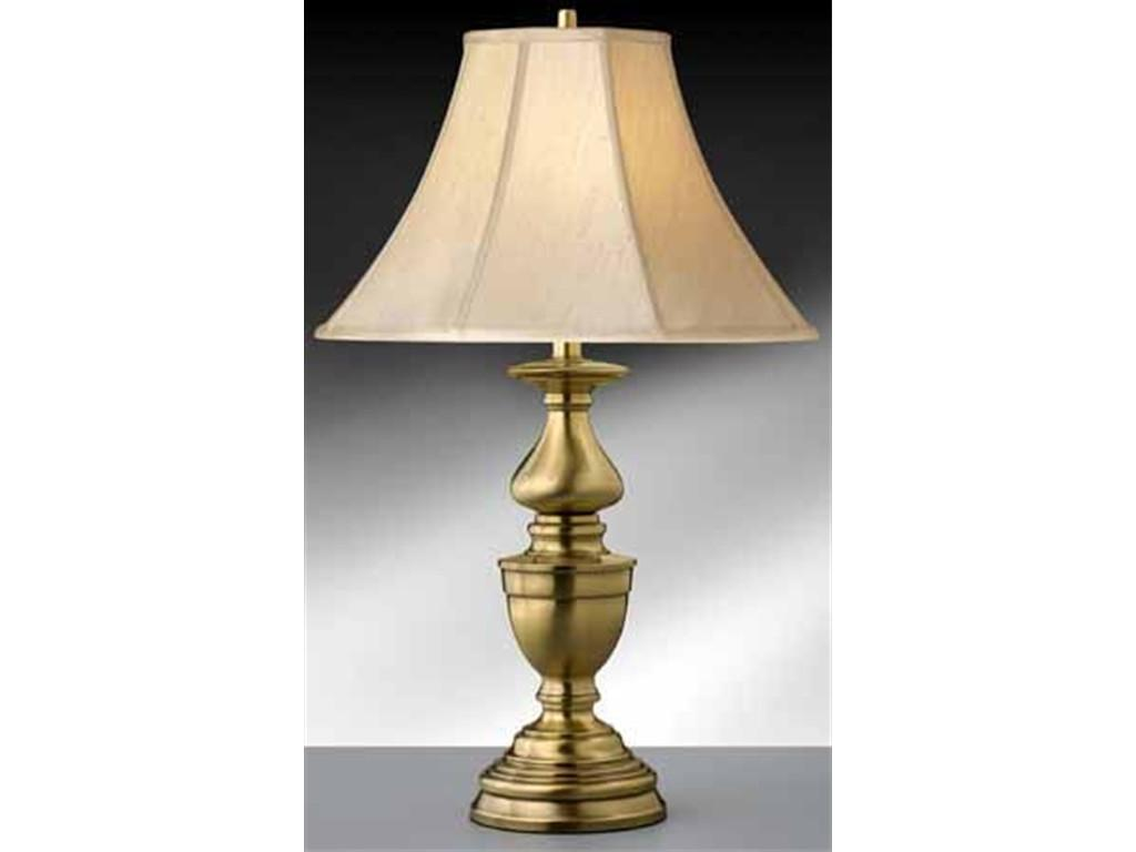 Brass Table Lamps Lighting Furniture Design