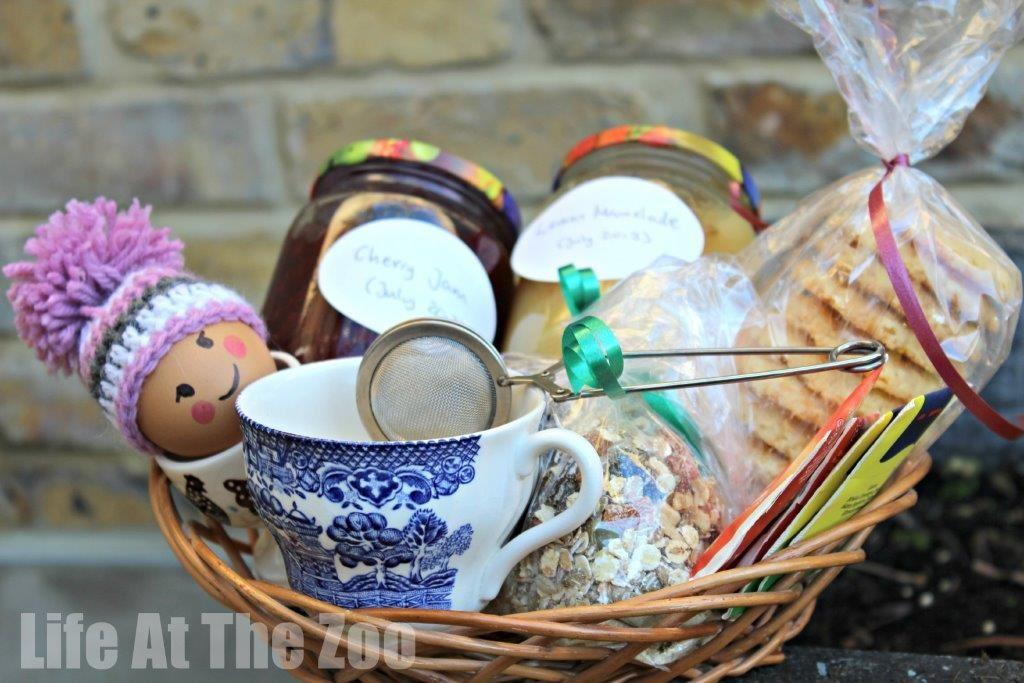 Breakfast Hamper Gift Idea Life Zoo