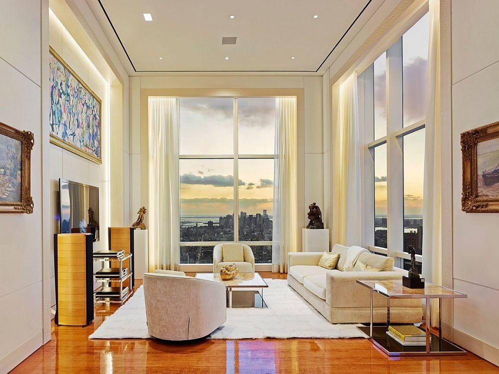 Breathtaking New York City Penthouse Leaves Awestruck