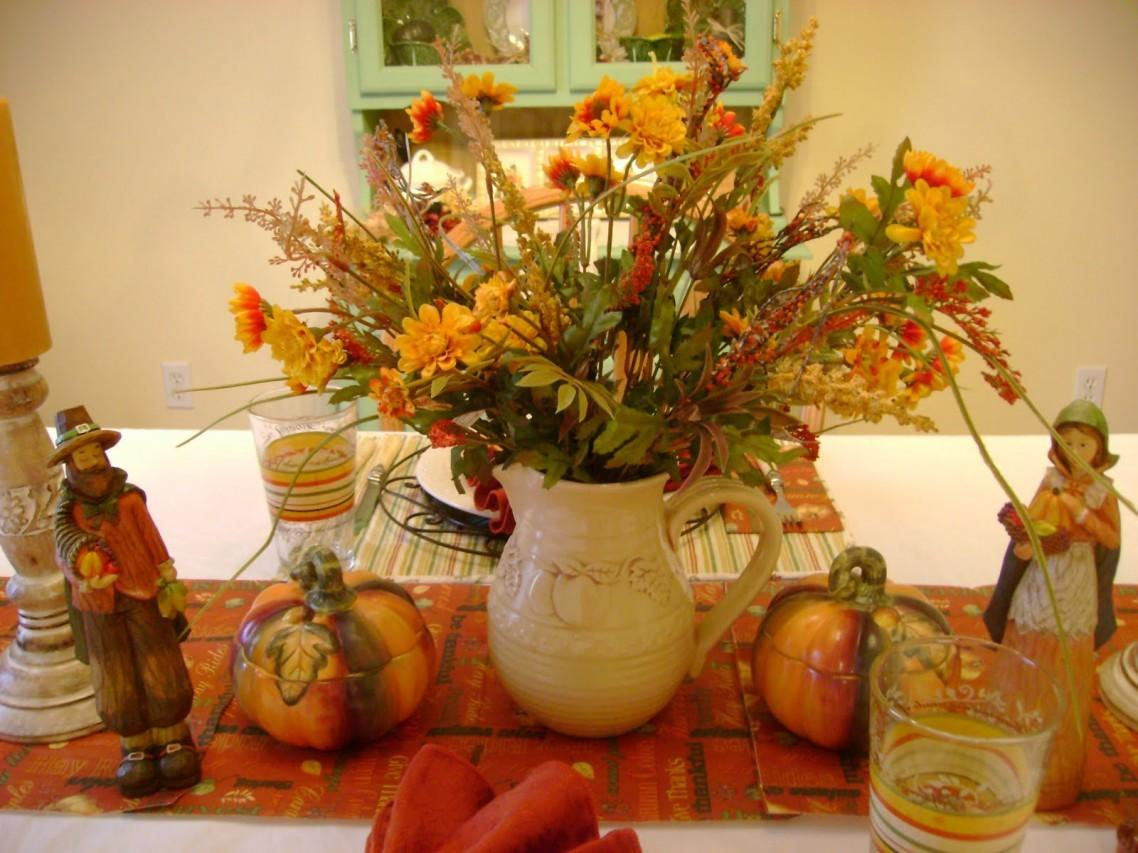 Breathtaking Thanksgiving Table Decorations Ideas