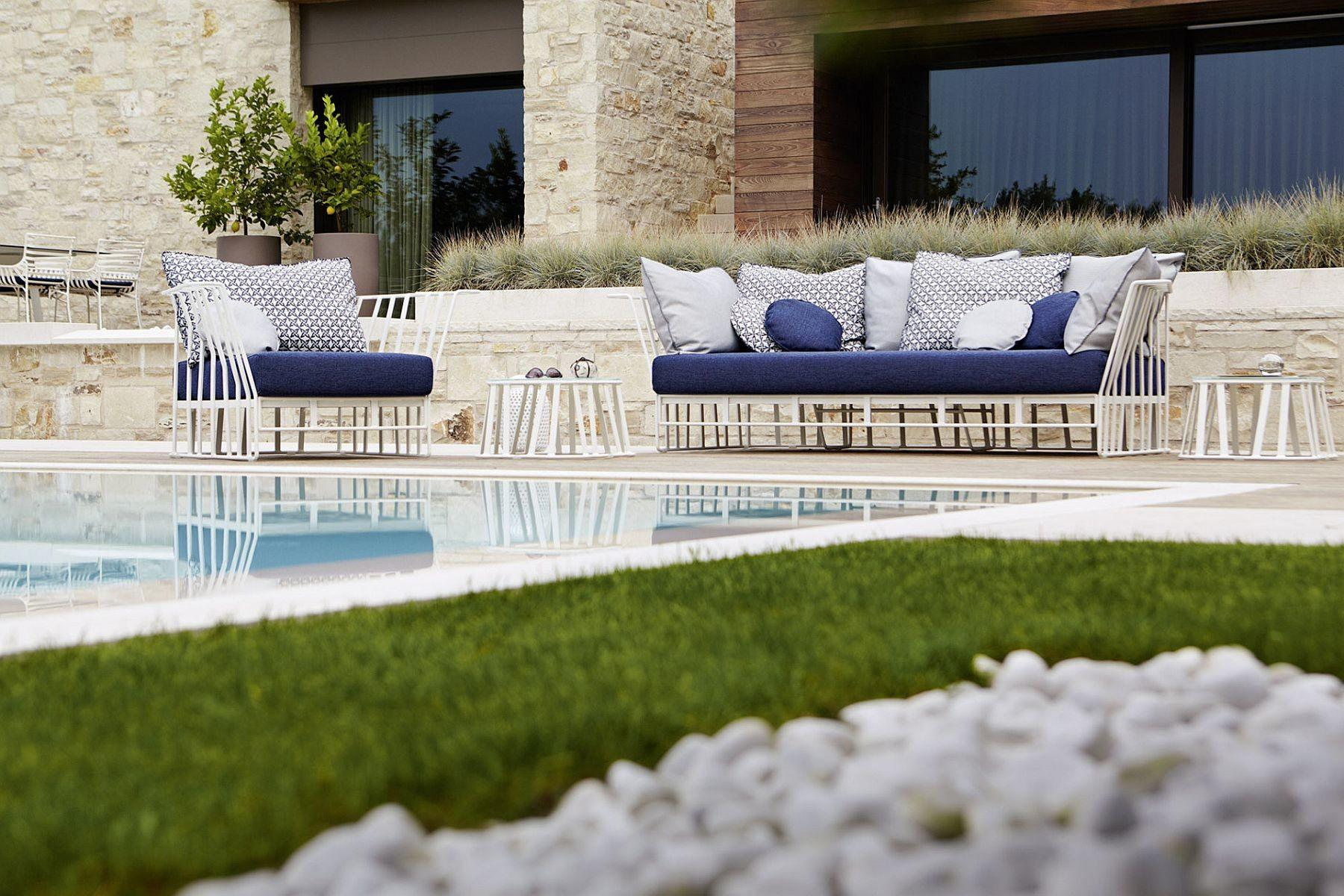 Breezy Outdoor Chairs Sofas Contemporary Geo