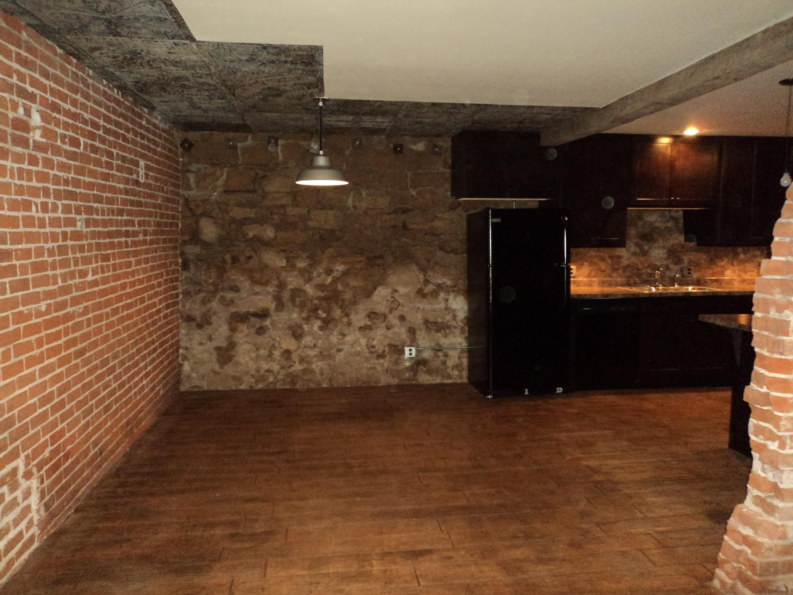 Brick Basement Walls Rooms Wall Vendermicasa