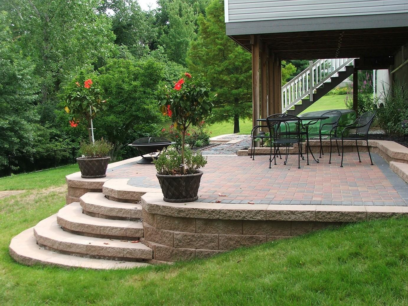 Brick Patio Ideas Your Dream House Homestylediary