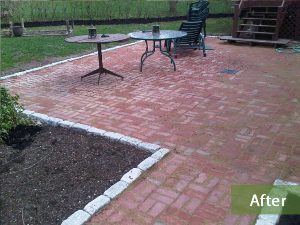 Brick Paver Patio Design Designs