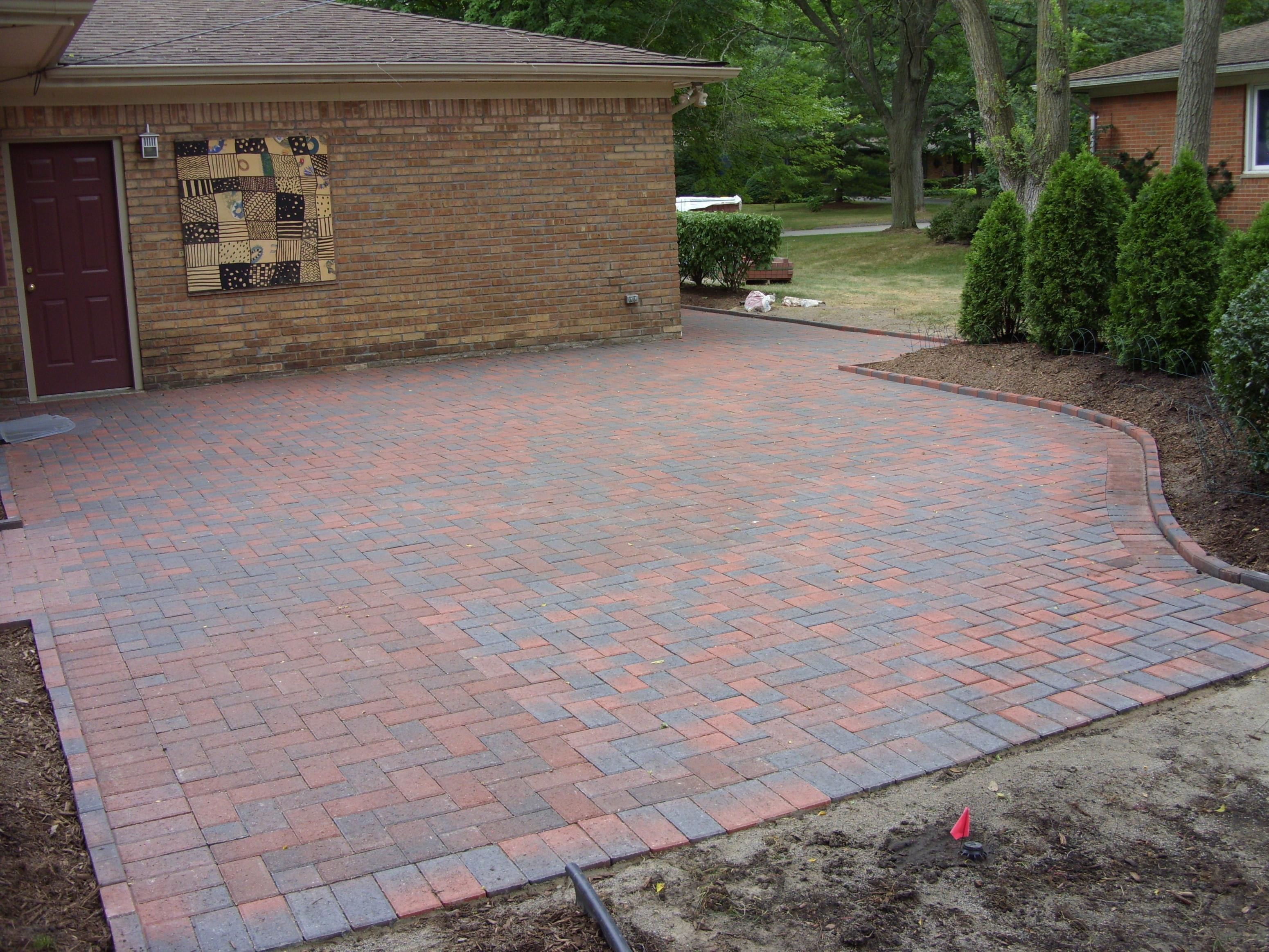 Comfy Brick Patio Ideas That Will Add Special Charm To Any Home