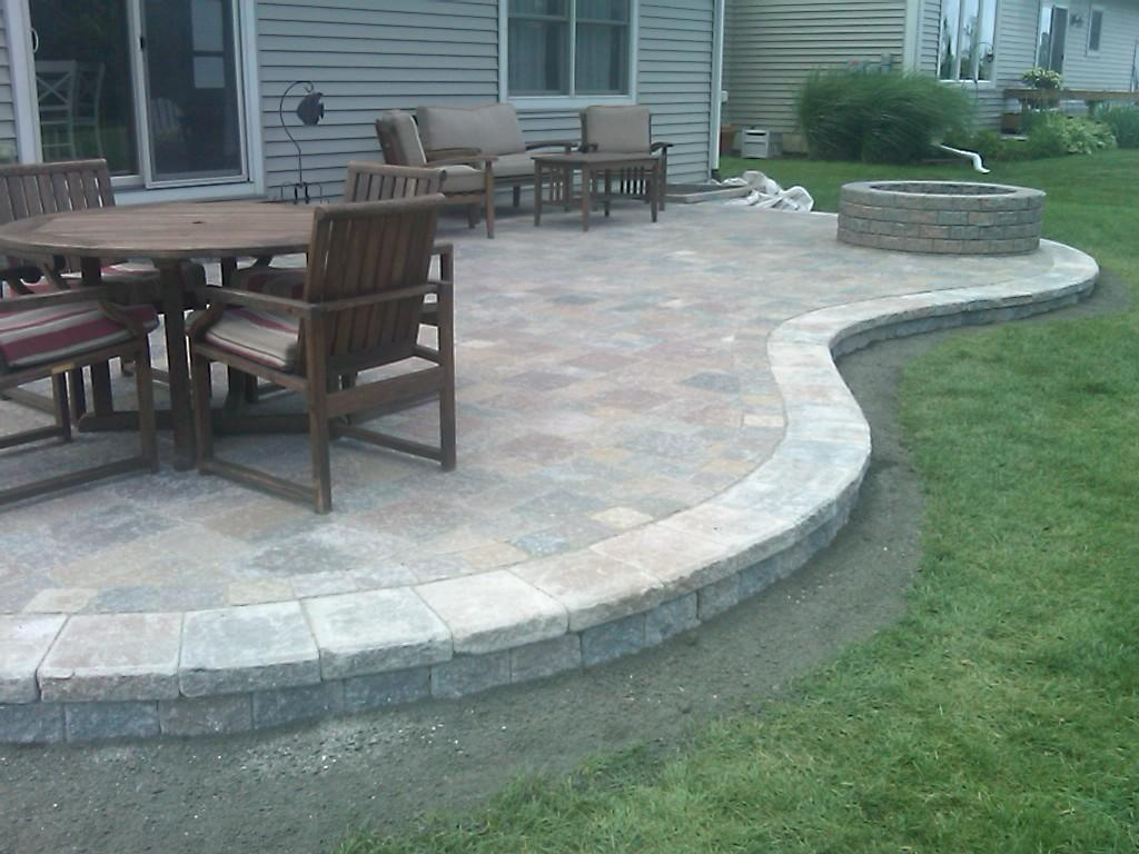 Brick Pavers Canton Plymouth Northville Ann Arbor Patio
