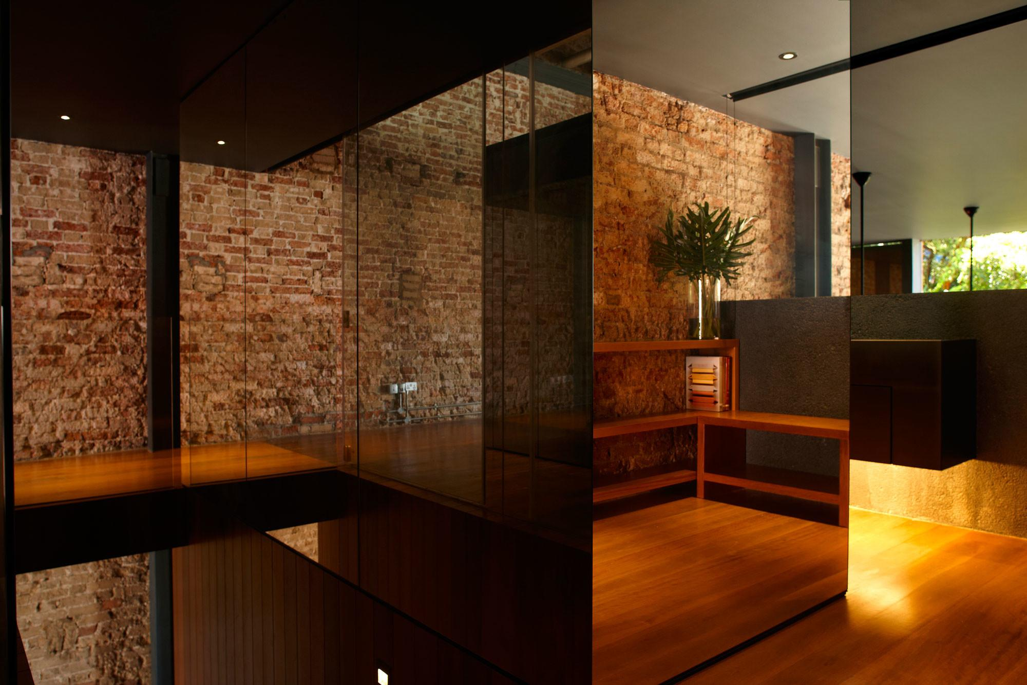 Brick Wall Design Interior Waplag Wonderful Maroon