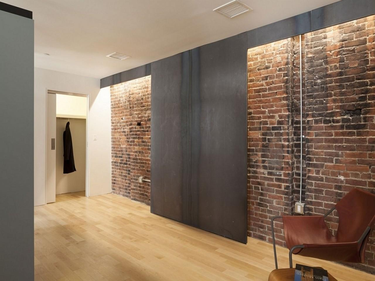 Brick Wall Inside House Thin Veneer Lowe39s