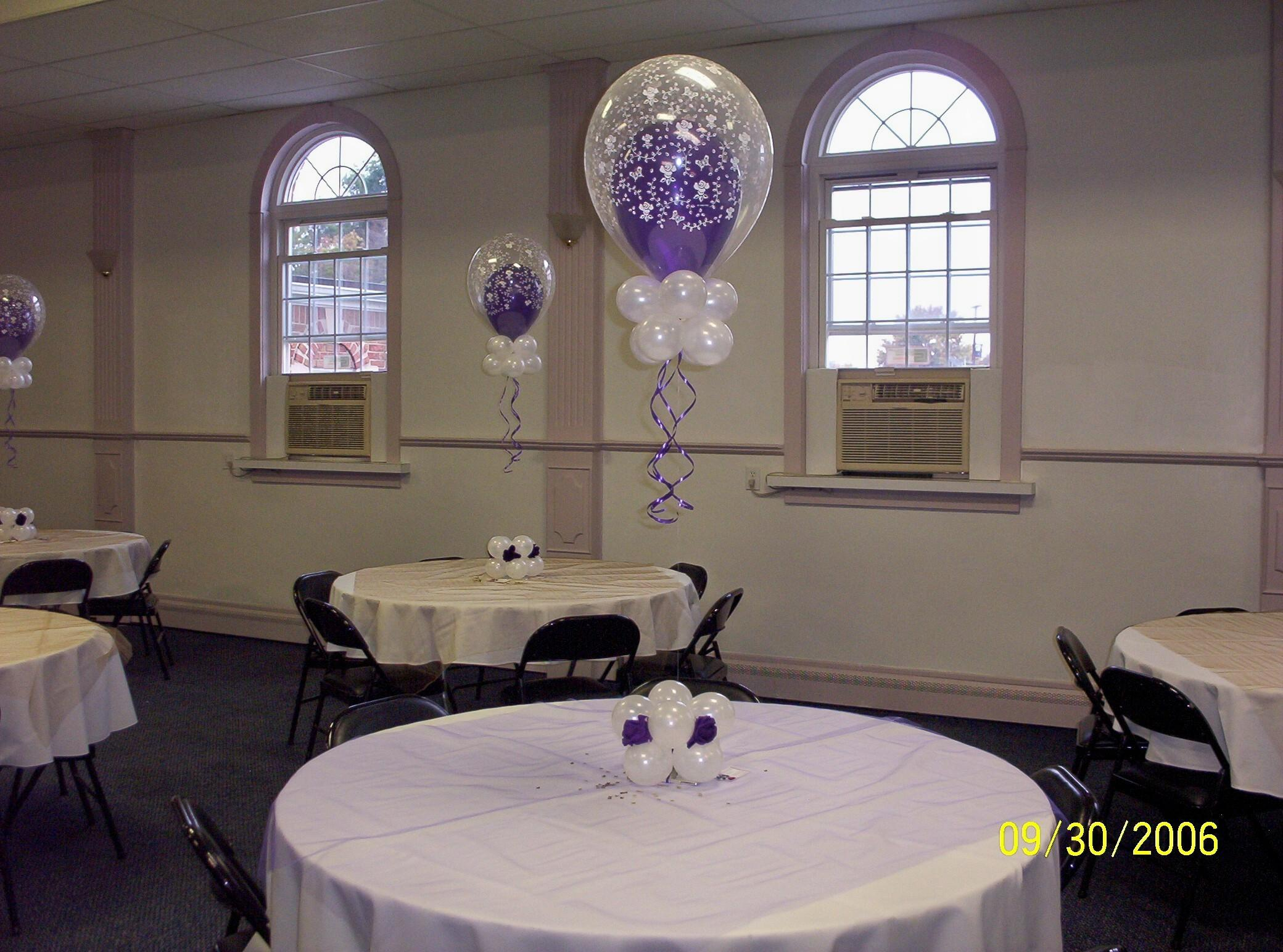 Bridal Shower Balloons Party Favors Ideas